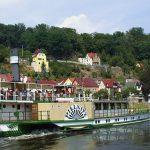 Dampfertour Elbsandsteingebirge